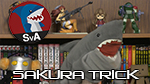Shark vs Anime: Sakura Trick
