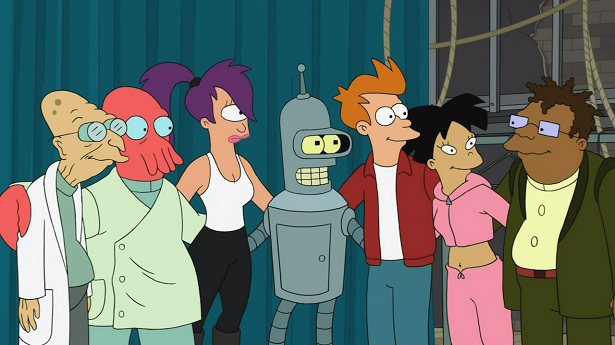 FuturamaCharacters